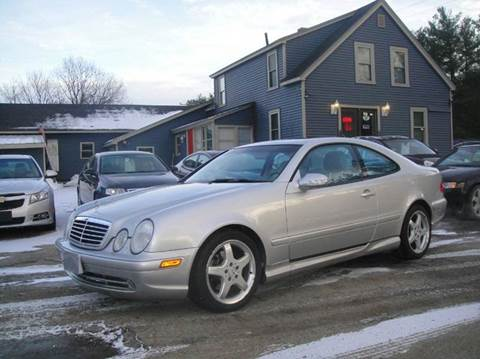 Used mercedes benz clk for sale in new hampshire for Mercedes benz new hampshire