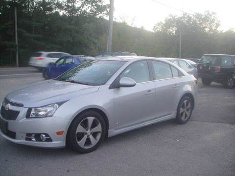 2011 Chevrolet Cruze for sale in Goffstown, NH