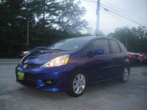 2009 Honda Fit for sale in Goffstown, NH