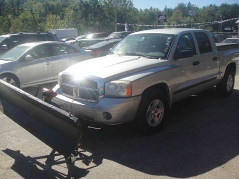 2005 Dodge Dakota for sale in Goffstown, NH