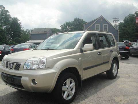 2010 Nissan Xtrail for sale in Goffstown, NH