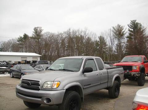 2003 Toyota Tundra for sale in Goffstown, NH