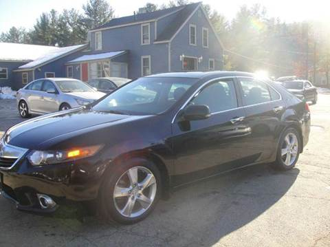 2011 Acura TSX for sale in Goffstown, NH