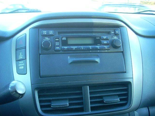 2006 Honda Pilot LX 4dr SUV 4WD - Newport RI