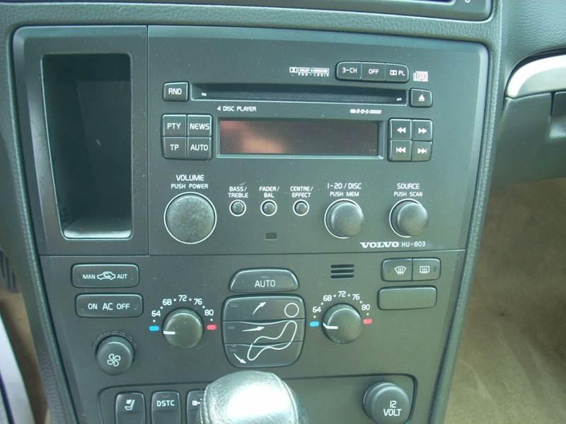 2004 Volvo S60 R Base AWD 4dr Turbo Sedan - Newport RI