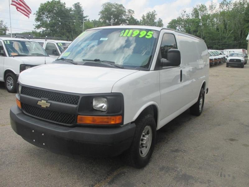 Cargo Vans For Sale In Abington Ma Carsforsale Com