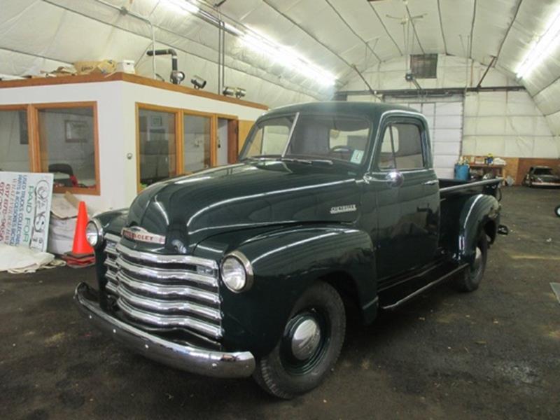 1952 Chevrolet Classic pick up In Abington MA - Auto Towne