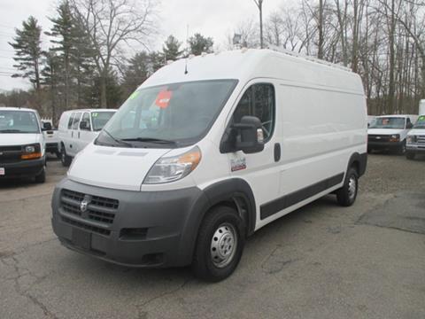 2014 RAM ProMaster Cargo for sale in Abington, MA