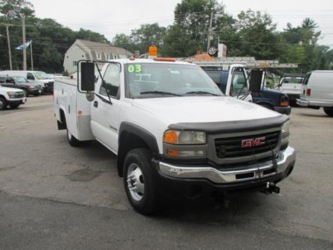 2003 gmc sierra 3500 for sale in kingston ny. Black Bedroom Furniture Sets. Home Design Ideas