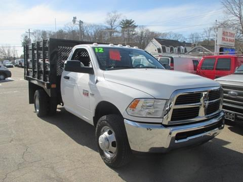 2012 RAM Ram Chassis 3500 for sale in Abington, MA