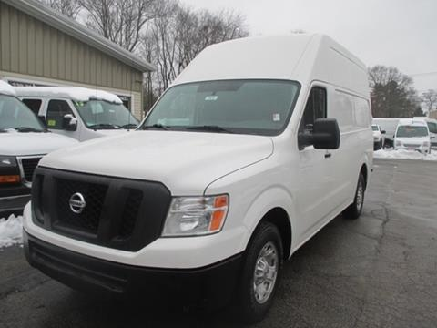 2012 Nissan NV Cargo for sale in Abington, MA
