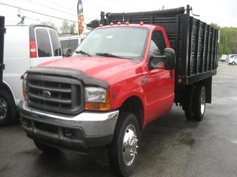2001 Ford F-450 for sale in Abington, MA