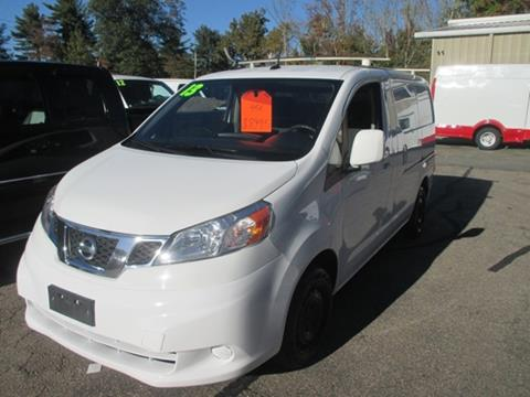 2013 Nissan NV200 for sale in Abington, MA