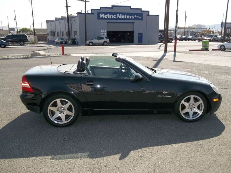 2000 mercedes benz slk class for sale in houston tx for Mercedes benz of reno staff