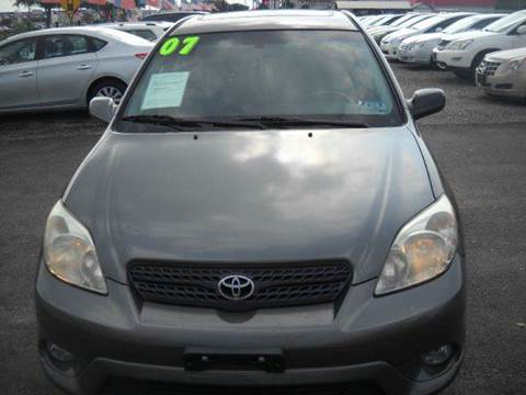 2007 Toyota Matrix for sale in Houston, TX