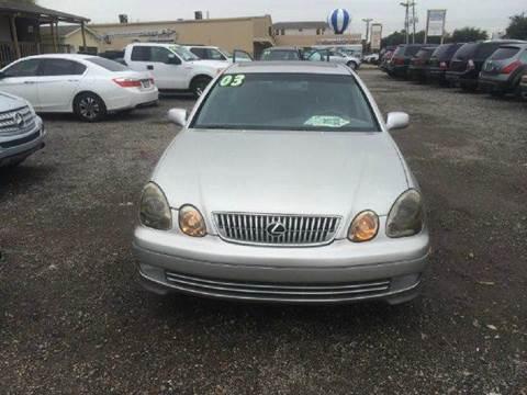 2003 Lexus GS 300 for sale in Houston, TX