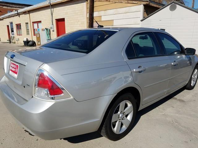 2007 Ford Fusion I-4 SE 4dr Sedan - Loveland CO
