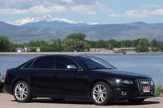 2012 Audi S4 AWD 3.0T quattro Premium Plus 4dr Sedan 7A - Loveland CO