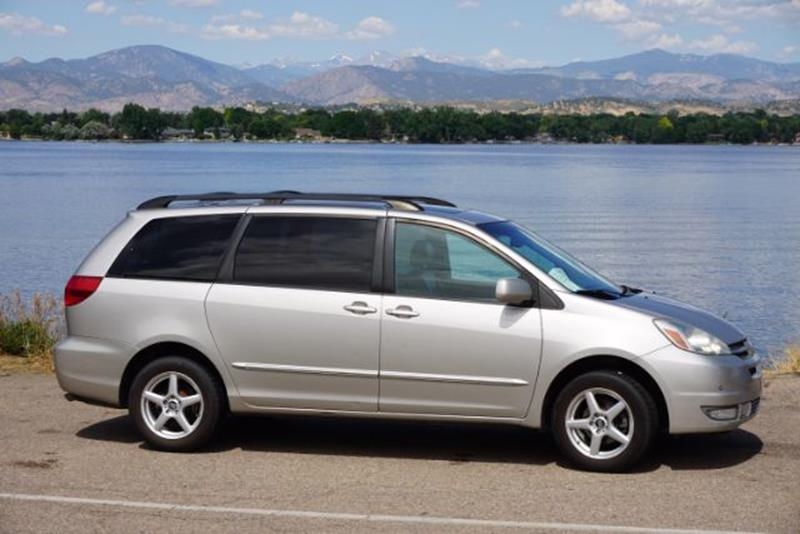 2005 Toyota Sienna  - Loveland CO