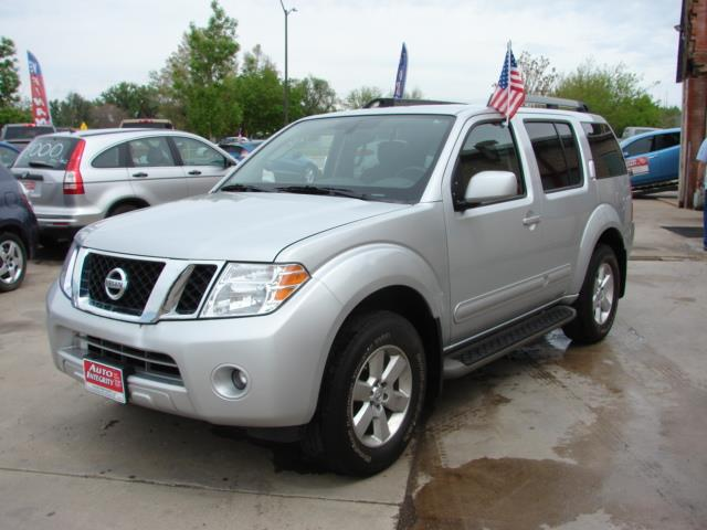 2012 nissan pathfinder for sale in loveland co. Black Bedroom Furniture Sets. Home Design Ideas