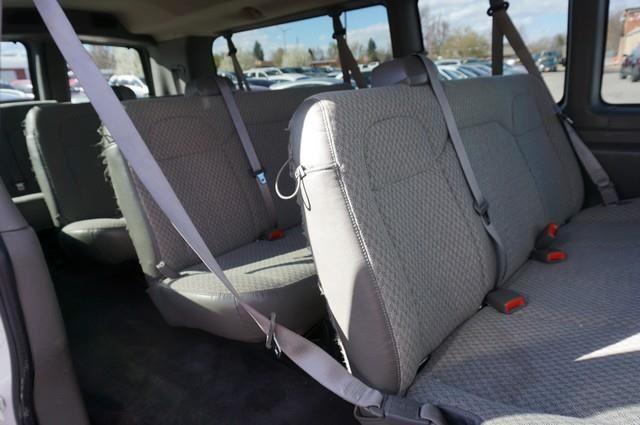 2009 Chevrolet Express Passenger LS 3500 3dr Extended Passenger Van - Loveland CO