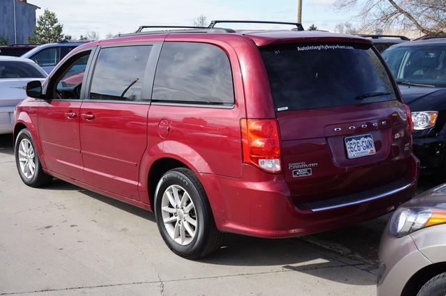 2016 Dodge Grand Caravan SXT 4dr Mini-Van - Loveland CO