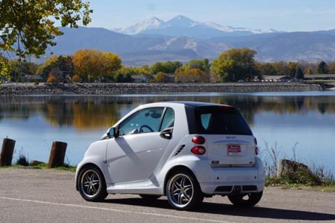 2015 Smart fortwo for sale in Loveland, CO