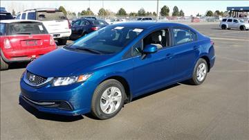 2013 Honda Civic for sale in Loveland, CO