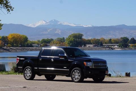 2011 Ford F-150 for sale in Loveland, CO