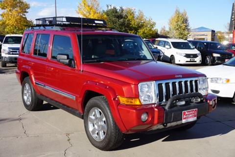 2006 Jeep Commander for sale in Loveland, CO