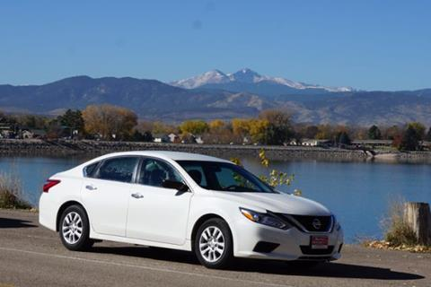 Nissan Altima For Sale In Loveland Co Carsforsale Com