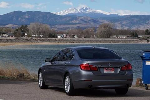 2011 BMW 5 Series for sale in Loveland, CO