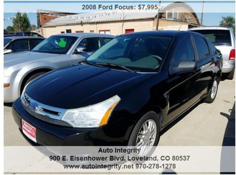 2008 Ford Focus for sale in Loveland, CO