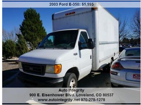2003 Ford E-Series Cargo for sale in Loveland, CO