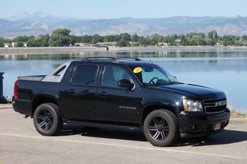 2009 Chevrolet Avalanche for sale in Loveland, CO