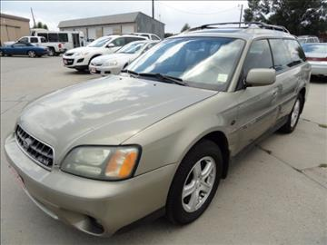 2004 Subaru Outback