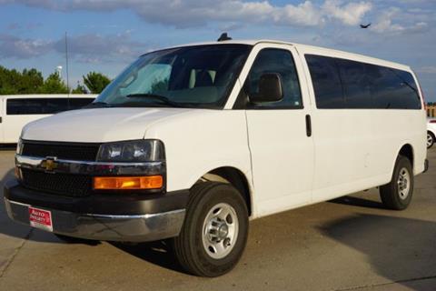 2016 Chevrolet Express Passenger for sale in Loveland, CO