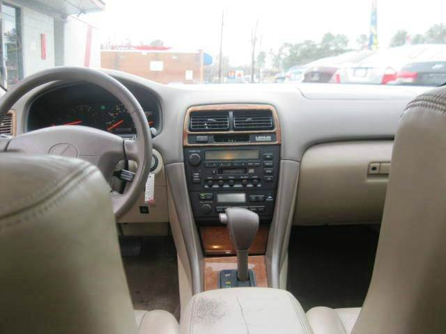 1999 Lexus ES 300 Base 4dr Sedan - Raleigh NC