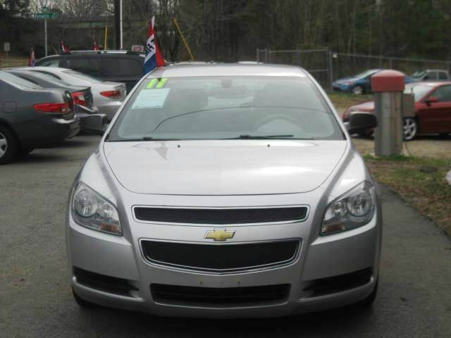 2011 Chevrolet Malibu LS  4dr Sedan - Raleigh NC