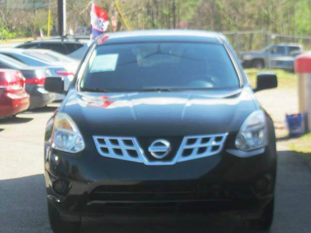 2011 Nissan Rogue S 4dr Crossover - Raleigh NC
