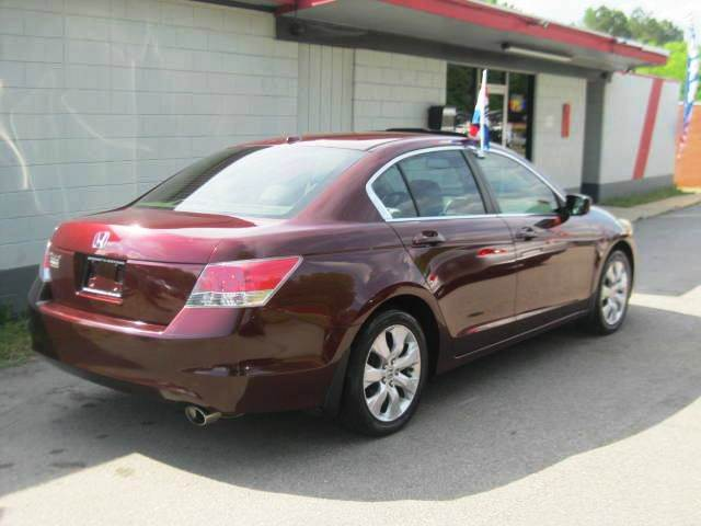 2009 Honda Accord EX-L 4dr Sedan 5A - Raleigh NC