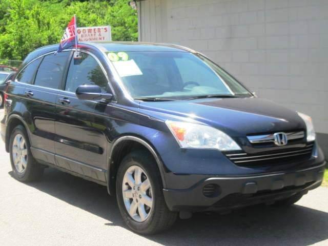 2009 Honda CR-V EX-L 4dr SUV - Raleigh NC