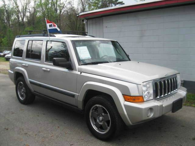 2008 Jeep Commander Sport 4x4 4dr SUV - Raleigh NC