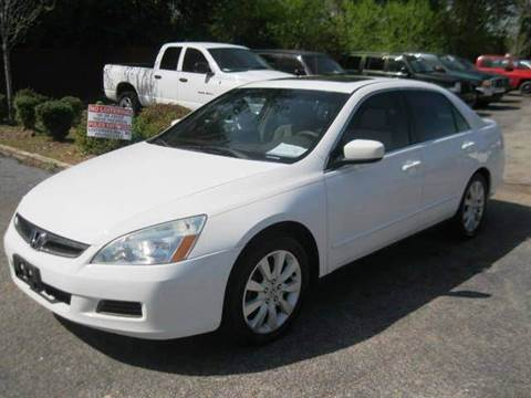 2007 honda accord for sale raleigh nc
