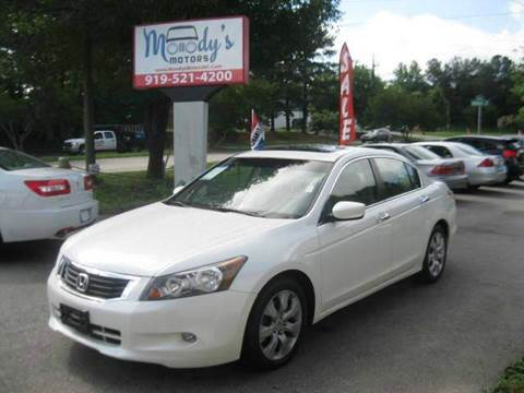 2009 Honda Accord for sale in Raleigh, NC