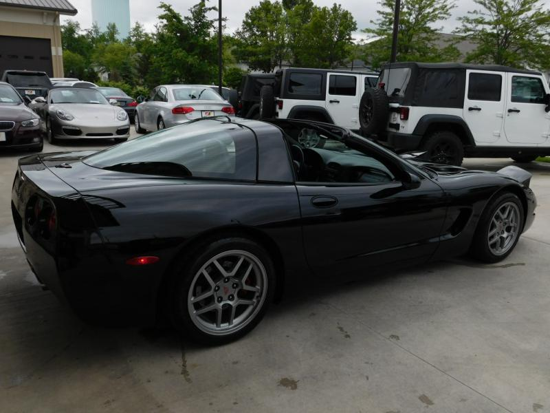 2002 Chevrolet Corvette 2dr Coupe - Powell OH