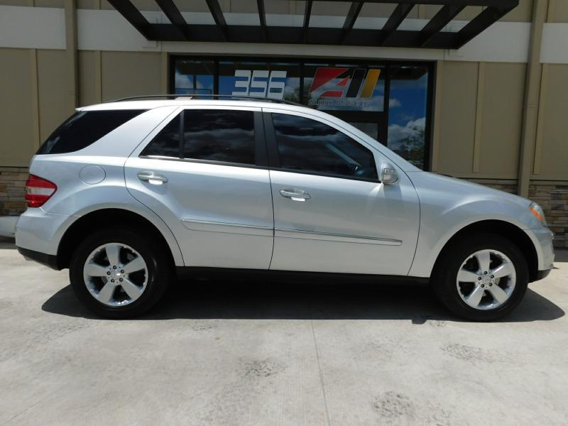 2006 Mercedes-Benz M-Class AWD ML 500 4MATIC 4dr SUV - Powell OH