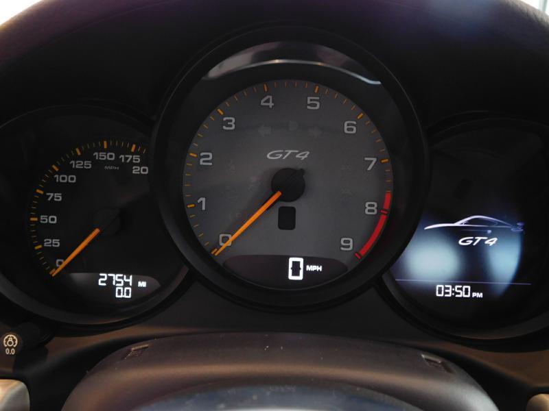 2016 Porsche Cayman GT4 2dr Coupe - Powell OH