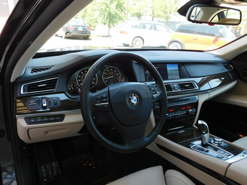 2011 BMW 7 Series LI - Powell OH