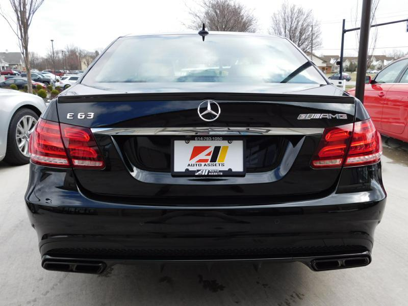2014 Mercedes-Benz E-Class E 63 AMG S-Model AWD 4MATIC 4dr Sedan - Powell OH